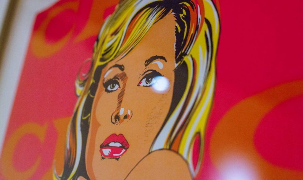 """Pop Art Prints"" exhibition celebrates history and color"