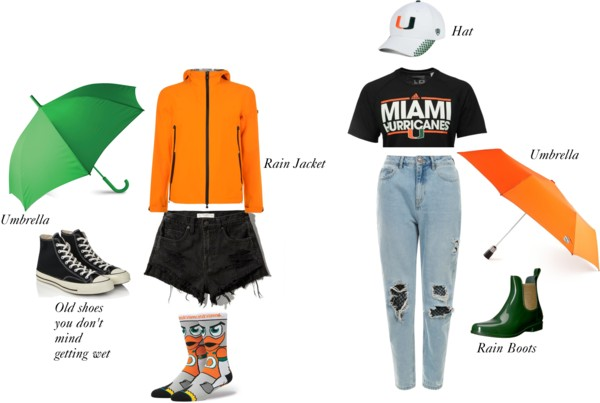 What to wear to the UM vs. FSU football game