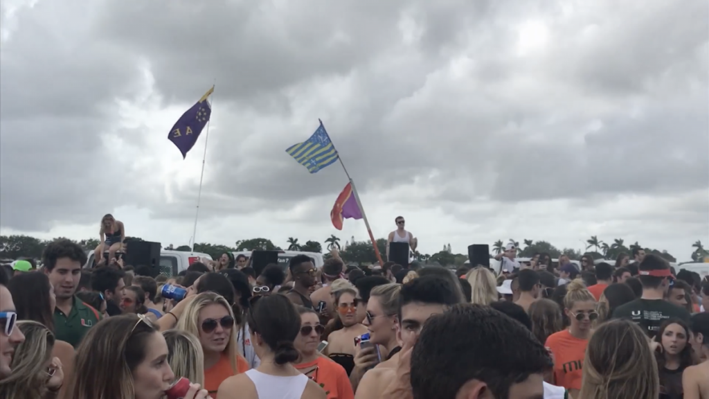 Students react to losing tailgate privileges