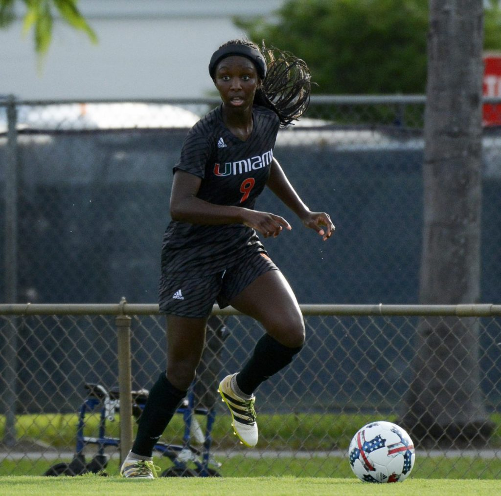UM soccer drops match 3-0 to No. 4 Duke, remains winless in ACC