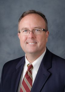 Brandon Gilliland named new vice president and chief financial officer