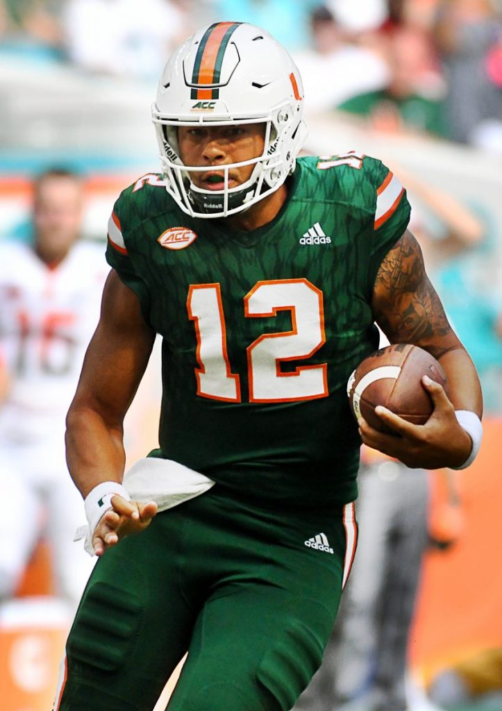 Homecoming game: Virginia Tech vs. Miami Live Blog