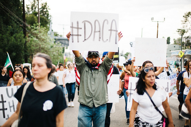 Democrats organize to stand against DACA rollbacks