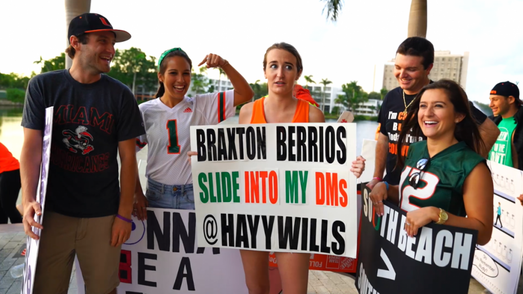 VIDEO: Canes fans share thoughts on College GameDay, Notre Dame matchup