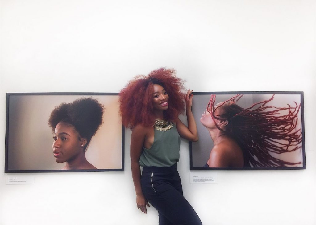 'Black Hair Magic' exhibit reclaims the beauty of natural styles