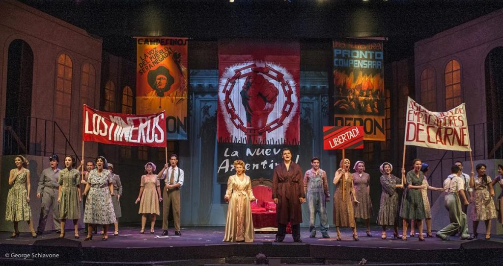 'Evita' kicks off the Actors' Playhouse 30th Anniversary season