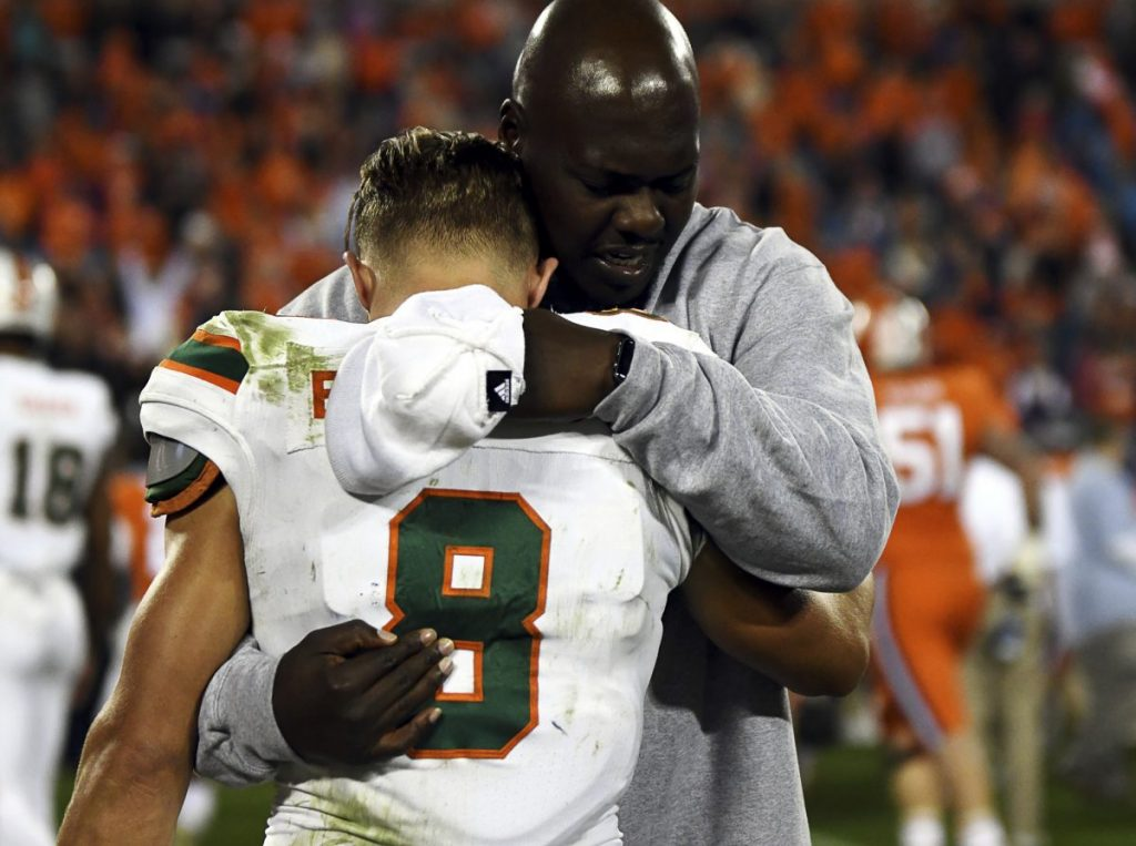 Loss to Clemson shows Miami still has work to do