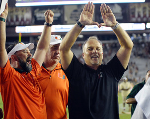 A letter to South Florida: No matter what happens, UM's football season was a success