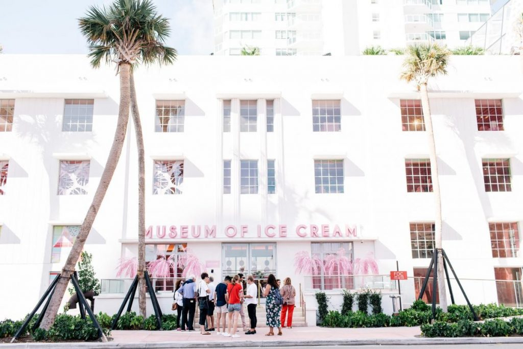 Instagram-able Museum of Ice Cream opens in Miami Beach