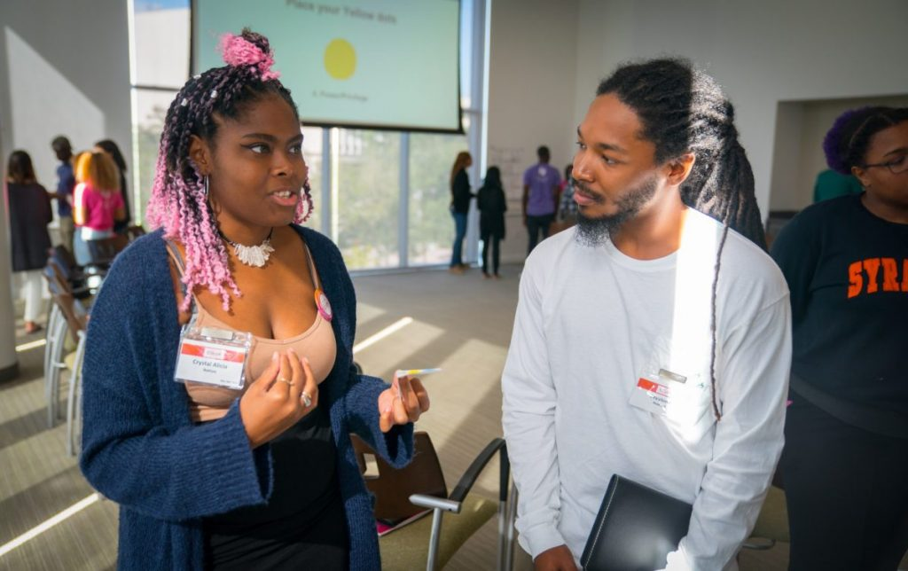 Symposium gives students of color a safe space