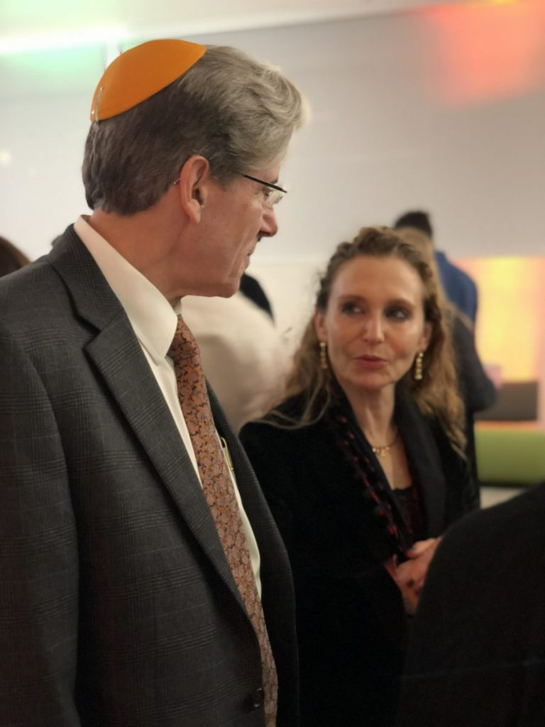 Felicia Knaul challenges UM community to be vocal against injustice at annual Presidential Shabbat