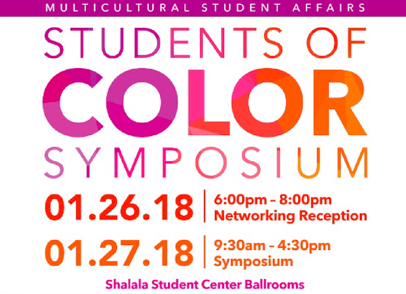 Symposium aims to unite marginalized students