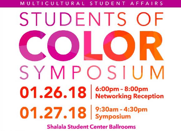 Symposium aims to unite marginalized students