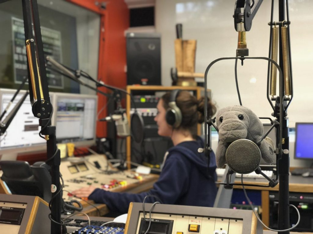 WVUM receives $150,000 for studio renovations