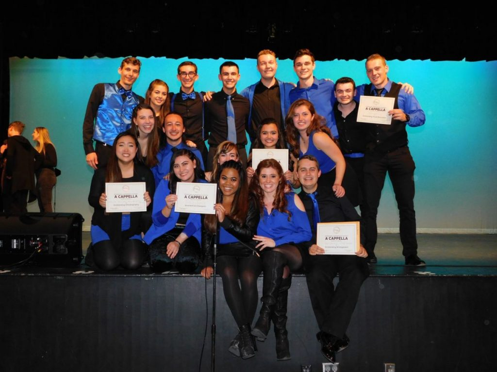 Miami a cappella group BisCaydence crushes ICCA quarterfinals