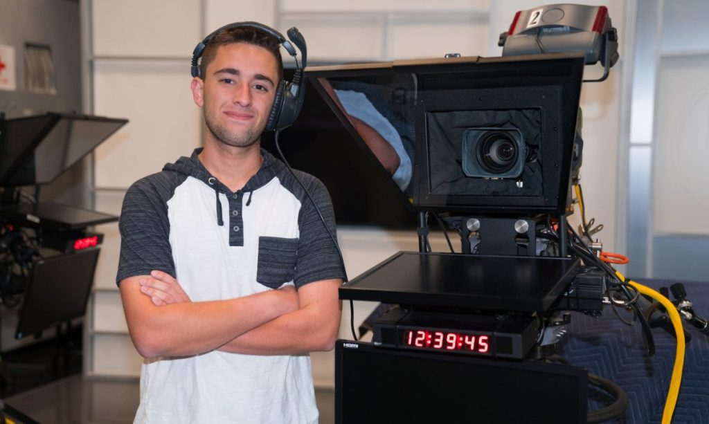 UMTV wins big in national broadcast competition