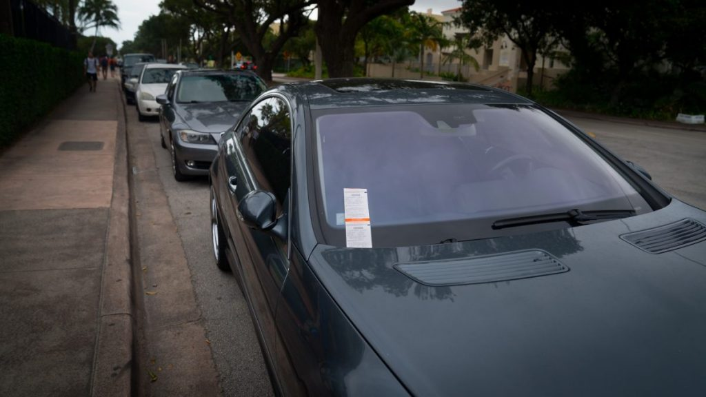No back-up parking policy effective Feb. 19, new scanning technology to detect illegally purchased permits