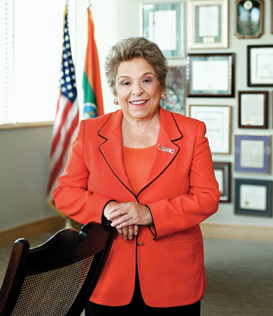 Donna Shalala to become member of Congress?