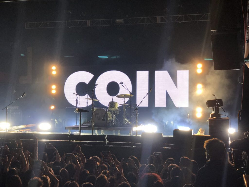 COIN rocks Fort Lauderdale, promising change in band's professional trajectory