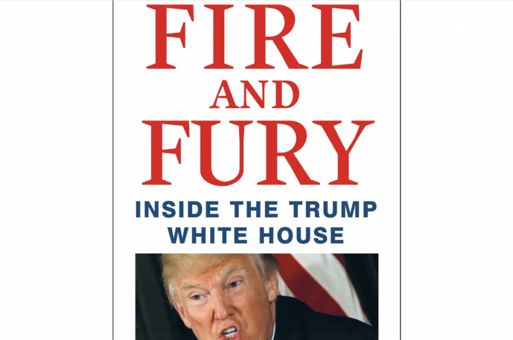 'Fire and Fury' unfounded, irresponsible