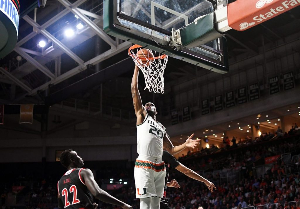 ACC Predictions: UM looks to bolster tournament chances