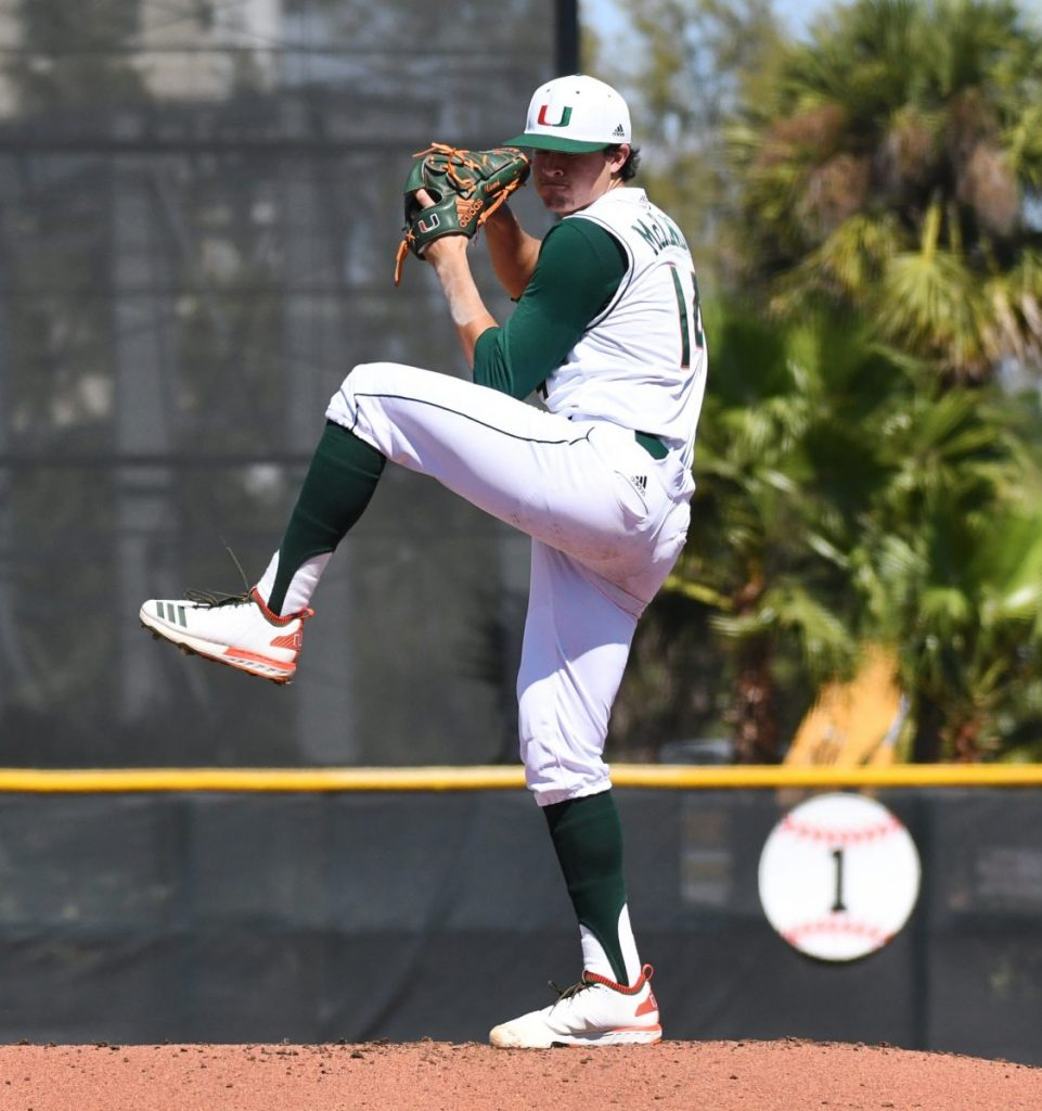 McKendry, Cabezas take command in Canes win against Gators
