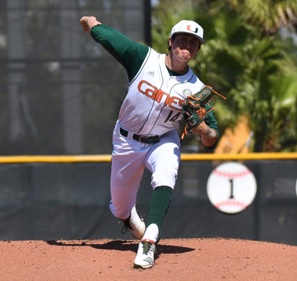 UM suffers fourth-inning meltdown, surrenders lead and game to Rutgers