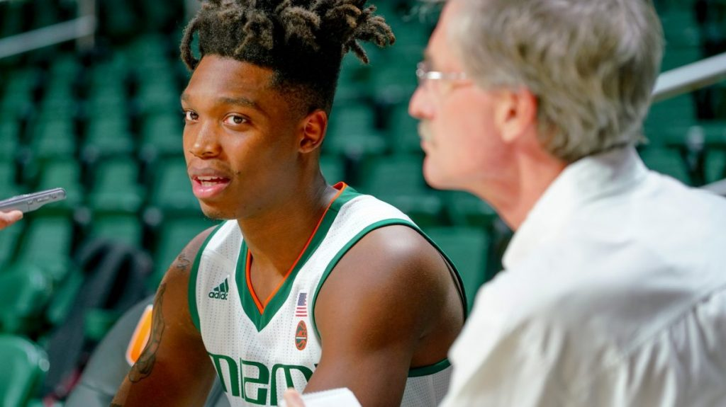 Lonnie Walker IV proving to be NBA player in the making