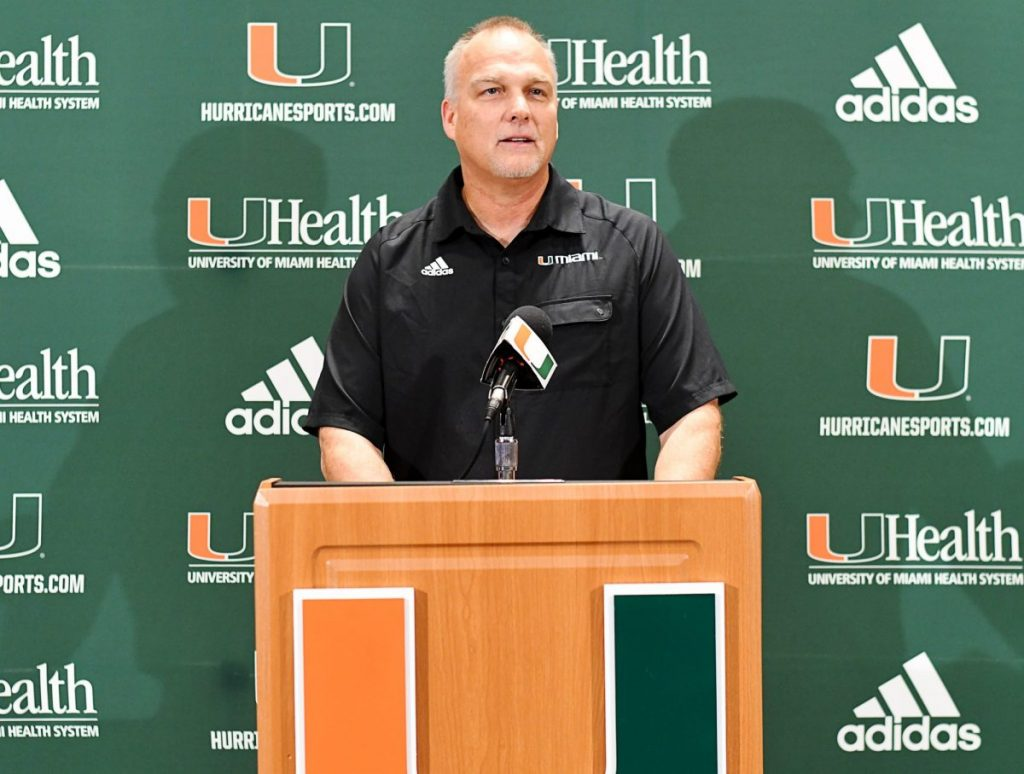 Canes secure top-10 recruiting class, coaches react