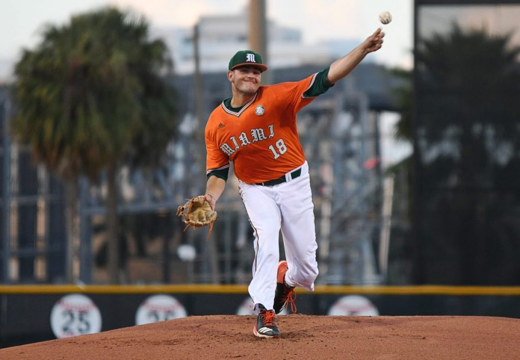 Hurricanes struggle with errors, fall to Missouri Tigers
