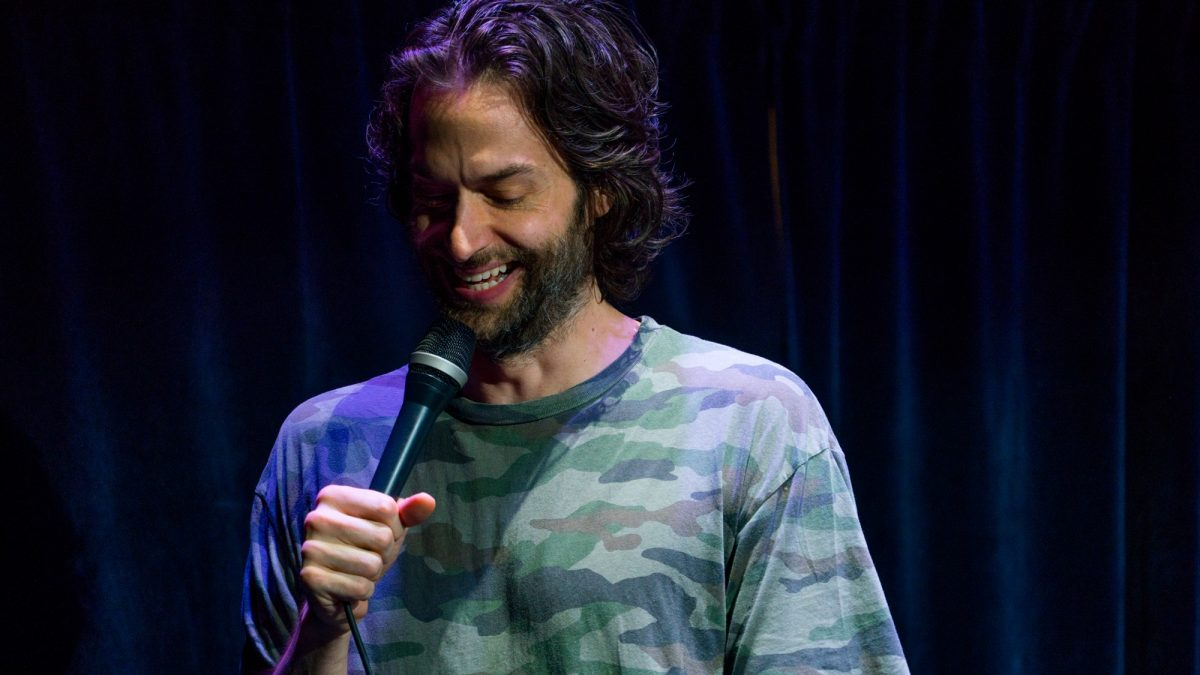 Photo Of The Week Comedian Chris D Elia Performs At The
