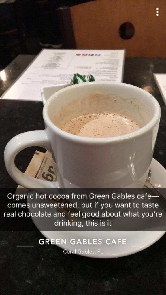 Annie's Gotta Eat: Hot chocolate season hits Miami