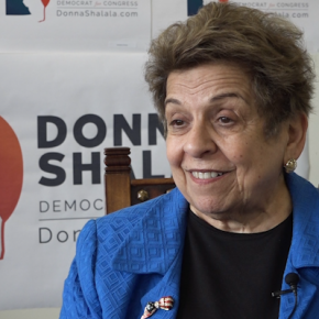 Shalala cites students as motivation behind Congressional run: 'It's time for me to step up again'