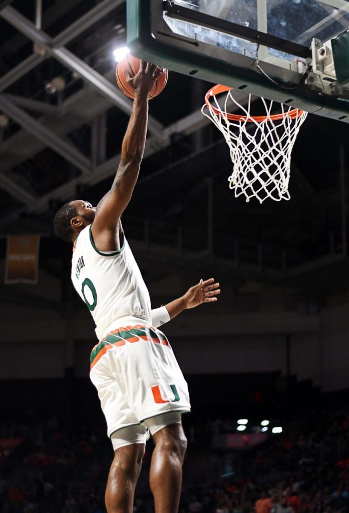 Miami goes scoreless in final minutes, falls to North Carolina in ACC Tournament quarterfinals