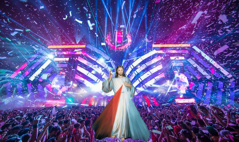 Christ upset resurrection didn't fall on Ultra weekend