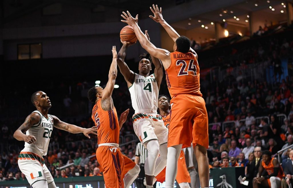 Miami basketball secures No. 3 seed in ACC Tournament