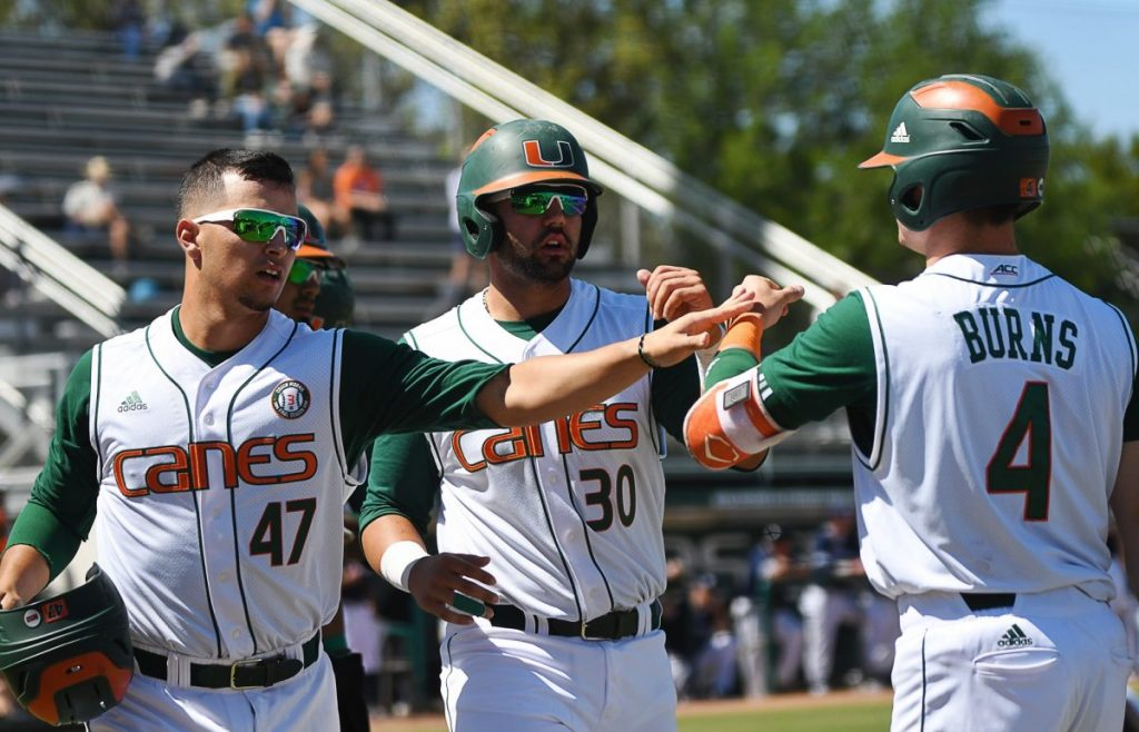 Miami pitching struggles again in second consecutive loss to Georgia Tech