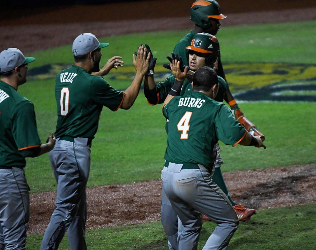 Freshman Raymond Gil wins it for Canes with walk-off single