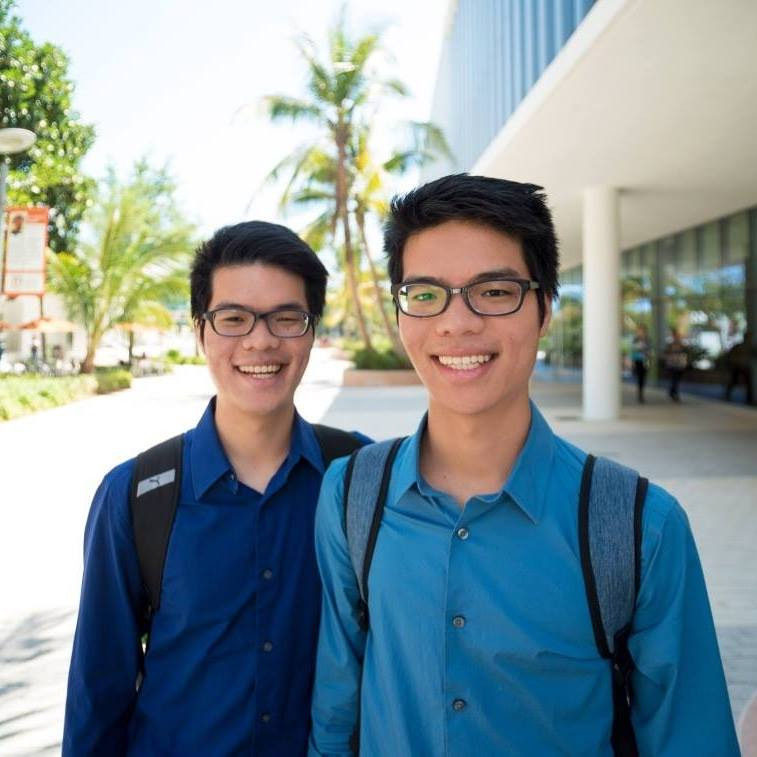Student looks to keep twin brother's memory alive after graduation