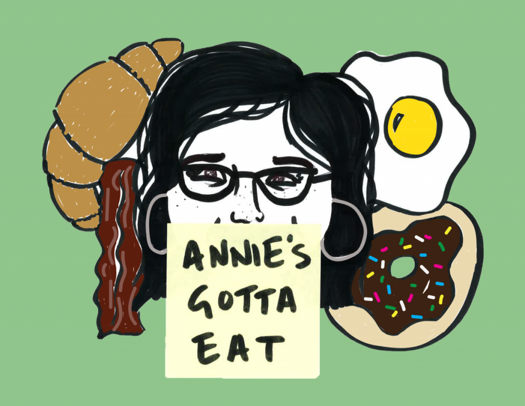 Annie's Gotta Eat: The most important meal of the day