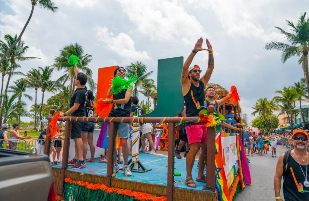 UM alumnae attend Pride Miami Beach, reflect on an increase in visibility