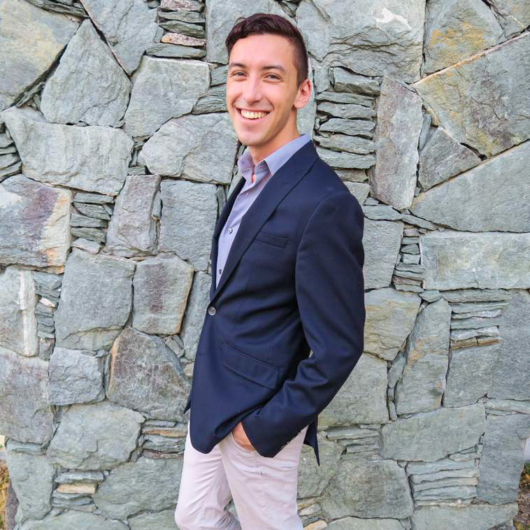 Gay senior reflects on finding community in unexpected place: Greek Life