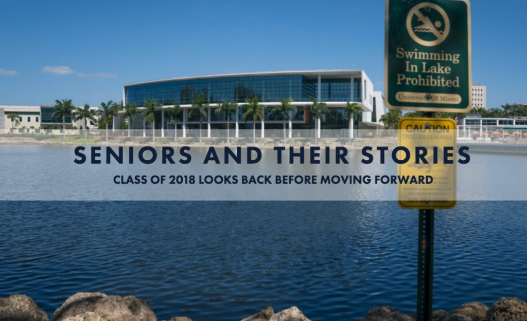 Seniors and their stories: Class of 2018 looks back before moving forward