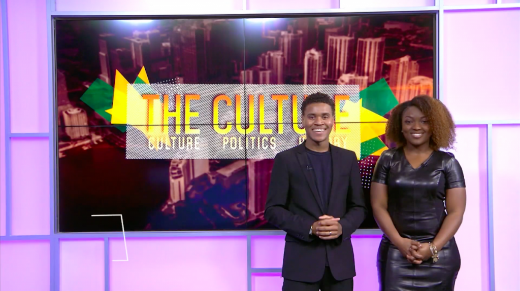 New UMTV show exhibits 'The Culture' of black UM