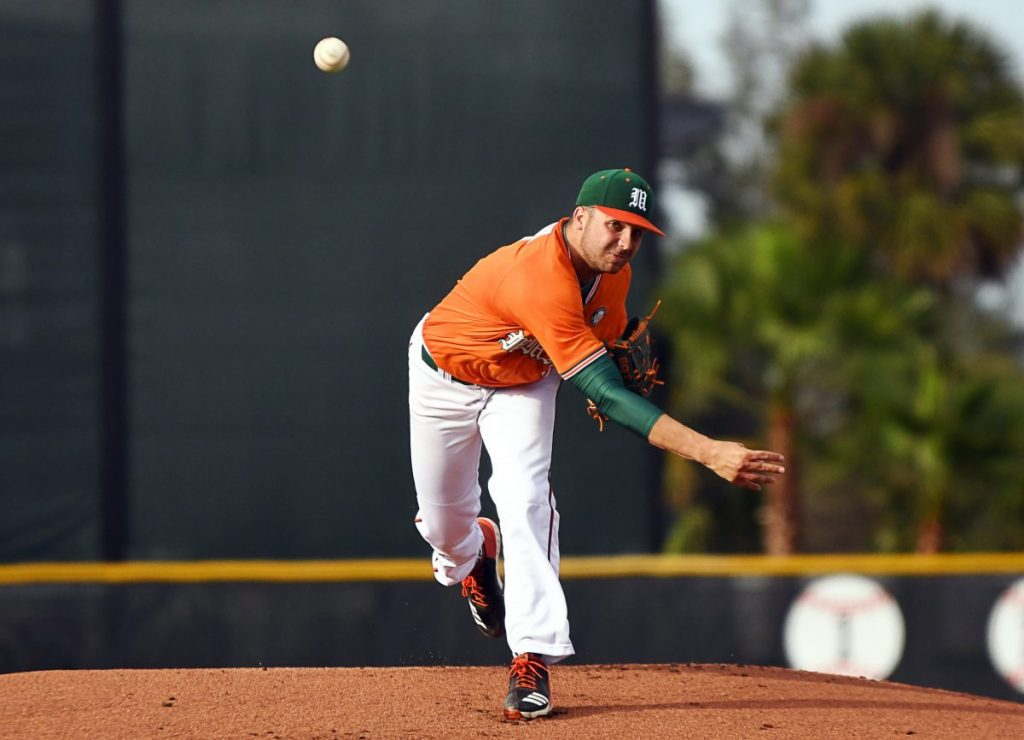 Freshman Chris McMahon takes command in victory over FGCU