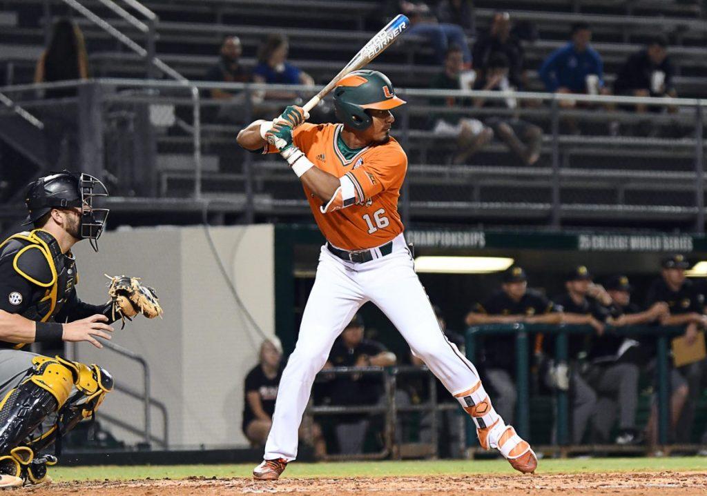 McKendry stumbles, Miami drops series to North Carolina