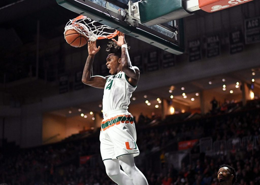 Miami Hurricanes' Lonnie Walker IV selected 18th, Bruce Brown Jr. picked 42nd in NBA Draft