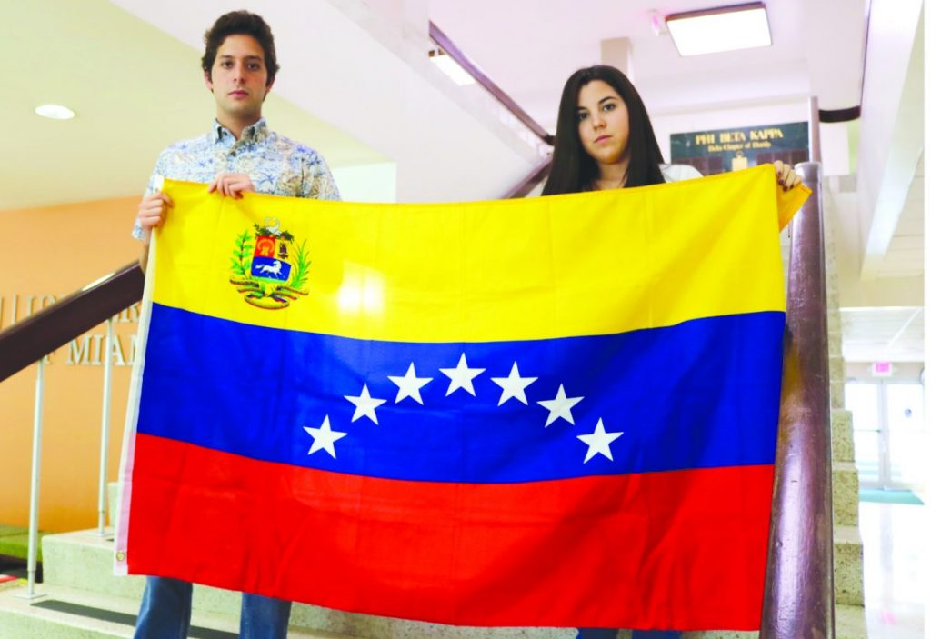 UNIVEN members say travel ban helps Venezuela more than it hurts