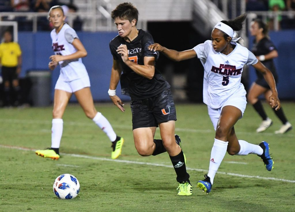 Hurricanes edge Owls 3-2 in season opener