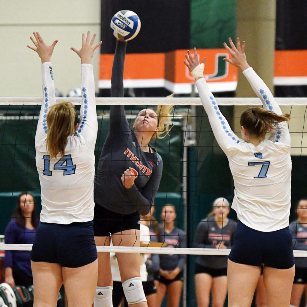 Miami volleyball poised for upcoming season